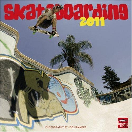 Skateboarding 2011 Calendar