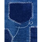 Aratextil. Alfombra Infantil 100% Algodón lavable en lavadora Colección Bolsillo 120x160 cms
