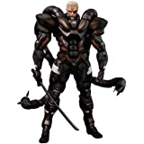 Metal Gear Solid 2: Sons Of Liberty -  Figura Play Arts Kai: Solidus Snake