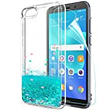 LeYi Case for Huawei Y5 2018 with HD Screen Protector,