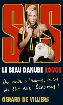SAS 196 - Le beau Danube rouge par [de Villiers, Gérard]