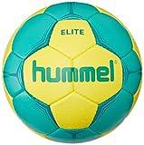 Sportartikel:Hummel Unisex Handball Elite, neon yellow/neon dark green, 3, 91-789-5158