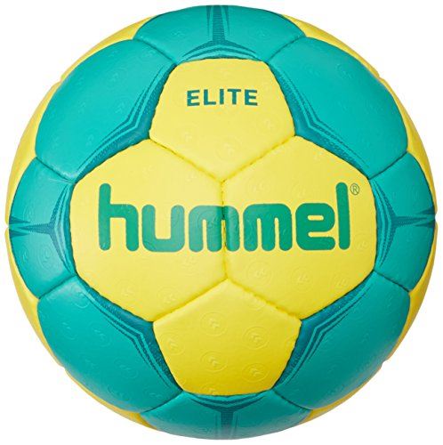 Hummel Unisex Handball Elite, neon yellow/neon dark green, 3, 91-789-5158