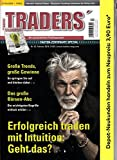 Traders 2 2018 Erfolgreich traden mit Intuition Zeitschrift Magazin Einzelheft Heft Aktien Börse Tradingcoach