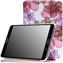 "MoKo LYSB00Z076JVW 8"" Folio Púrpura - fundas para tablets (Folio, Samsung, Galaxy Tab S2/S2 Nook 8.0, 20,3 cm (8""), Púrpura)"