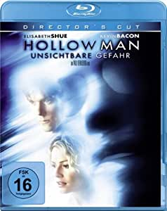 Hollow Man - Unsichtbare Gefahr [Blu-ray] [Director's Cut]
