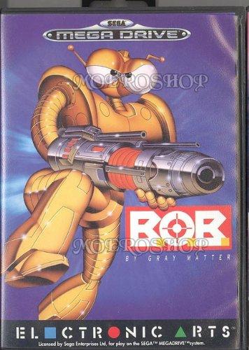 Price comparison product image B.O.B. (Mega Drive)