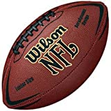 51LdyPUchKL. SL160  - Wilson American Football, Recreational Use, Kids Size, NFL FORCE JUNIOR, Brown, WTF1443X sports best price Review uk