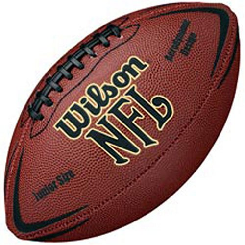 Wilson NFL Force Junior American Football, Braun