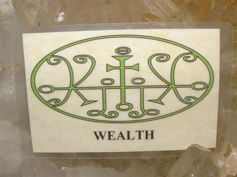 wealth-talisman