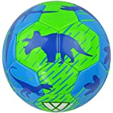 Vizari Dino Soccer Ball Size Green/Blue, 3