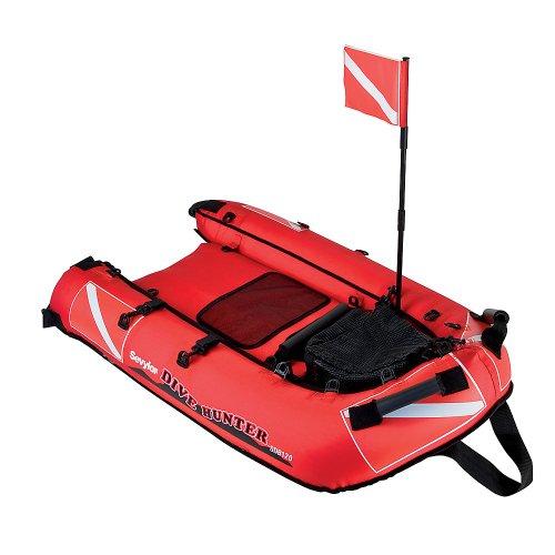Sevylor Divehunter Planche de pêche sous marine Rouge