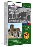 Albanisch-Businesskurs mit Langzeitgedächtnis-Lernmethode von Sprachenlernen24: Lernstufen B2+C1. Albanisch lernen für den Beruf. Software PC CD-ROM für Windows 10,8,7,Vista,XP/Linux/Mac OS X