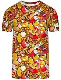 TrendClub100 Guru Shirt Fast-Food ist Gut