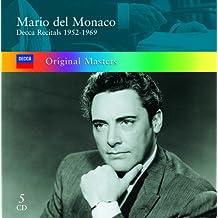 Mario del Monaco: Decca Recitals 1952-1969