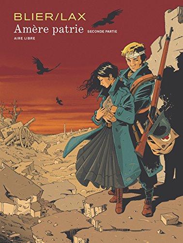 Amère patrie - tome 2 - Amère Patrie 2 ( édition normale) par Lax