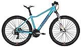 Conway MQ 427 Damen Blue/orange Rahmengröße 48cm 2017 MTB Hardtail