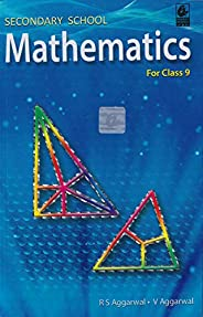 Secondary School Mathematics for Class 9 (Examination 2020-2021)