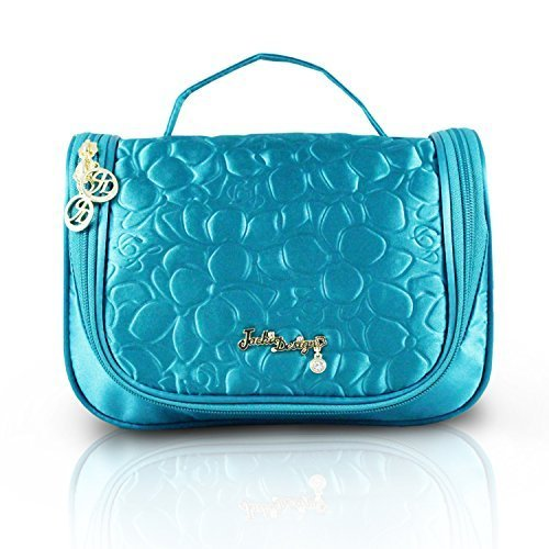 jacki-design-abd14026bu-royal-blossom-travel-bag-with-hanger-blue-by-jacki-design