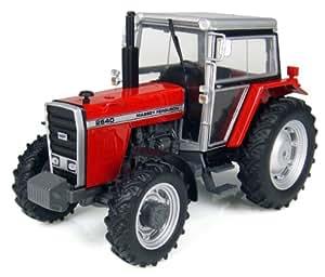 Universal Hobbies - UH4107 - Modélisme - Tracteur Massey Ferguson 2640 - 4WD