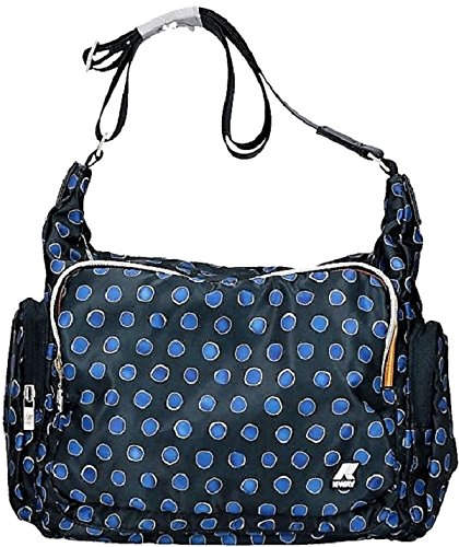 70bd958129 K-Way Borsa Shopping Donna Tracolla Bag Woman K-Toujours Crossover  K1R030-Pois