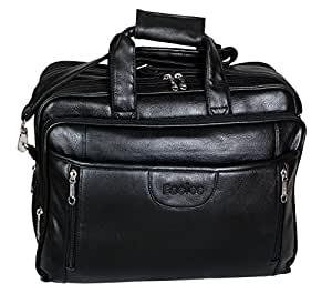 Easies Synthetic Leather Executive Office Bag ,17 Inches