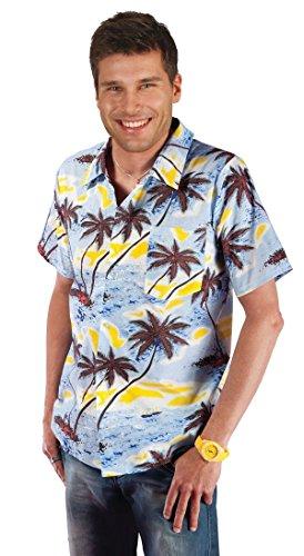 P 'tit Clown Hemd Hawaii–Einheitsgröße