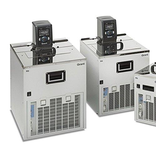 GRANT 144727 Bain thermostaté réfrigéré Grant Bio composé d'une cuve R4-20L, 20 L et d'un thermostat TXF200-20 à 100 degré C