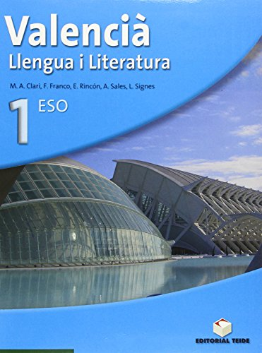Llengua/Lit. 1 Eso - Valencia - 9788430785216