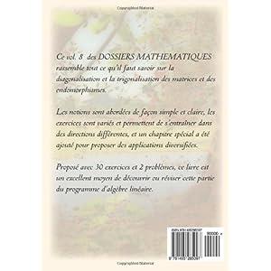 Reduction Des Endomorphismes Livre Francais Gratuit