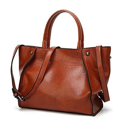Solides femmes sacs en cuir sacs à bandoulière Femme Sac à main Femme Sac Designer de grande capacité