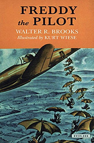 Freddy the Pilot (Freddy the Pig Book 19) (English Edition)