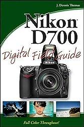 Nikon D700 Digital Field Guide by J. Dennis Thomas (2009-01-02)