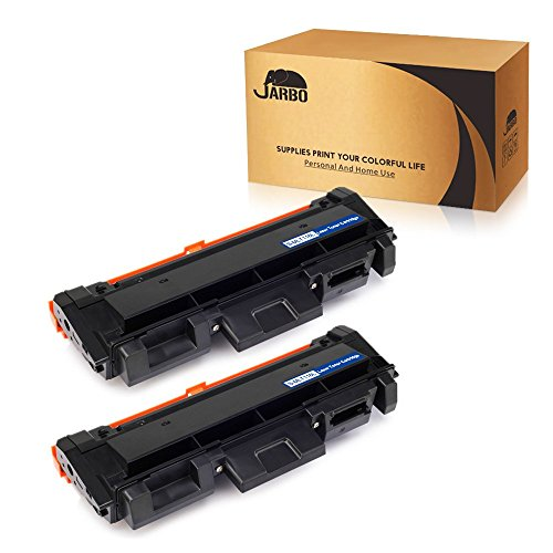 JARBO MLT-D116L Toner Compatibile per Samsung MLT-D116L Samsung Xpress SL-M2625 SL-M2625D SL-M2825 SL-M2825DW SL-M2825ND SL-M2835 SL-M2675 SL-M2675FN SL-M2875 SL-M2875FW SL-M2875FD SL-M2885,Kit 2 Nero