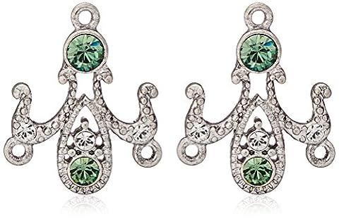 Jolee's Boutique Candelabra Multi 1 Chandelier Earrings