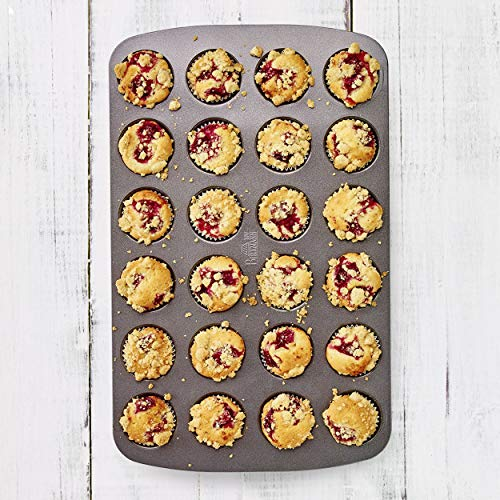 Birkmann 881111A  Mini-Muffinform, Easy Baking, 24er