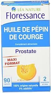 Floressance Capsule Pépin de Courge/Prostate Maxi Format 56,5 g