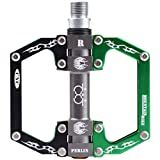 In-Mold Aluminum CNC bearing bicycle pedal for Road - Best Reviews Guide