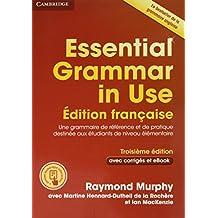 Essential grammar in use : Avec corrigés et ebook