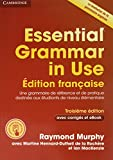 Essential grammar in use : Avec corrigés et ebook