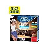 Enervit Protein 4 Pasti Gusto Dark Senza Glutine 8x30g immagine