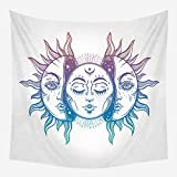 mmzki Tapestry Sun Series Home Hanging Tapestry Wall Hanging Tapestry Panno Decorativo WTE-3 150 * 200