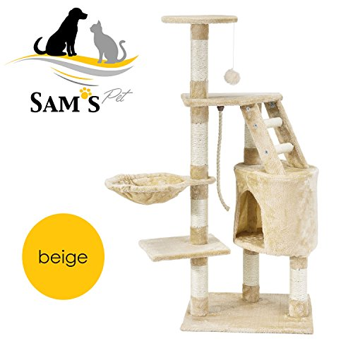 Sam´s Pet Kratzbaum Buffy beige