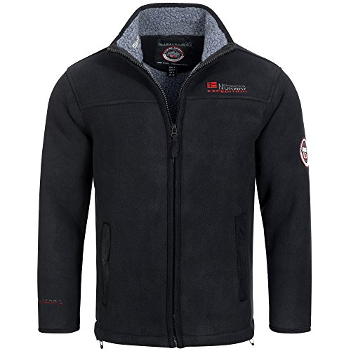 Geographical Norway ulmaire - Chaqueta Forro Polar Forro Polar Chaqueta cálido Teddy Forro (Tallas...
