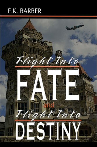 Flight Into Fate and Flight Into Destiny Cover Image