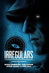 Irregulars: Stories by Nicole Kimberling, Josh Lanyon, Ginn Hale and Astrid Amara by Josh Lanyon (2012-03-14)