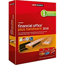 Lexware financial office plus handwerk 2018 Jahresversion 365-Tage