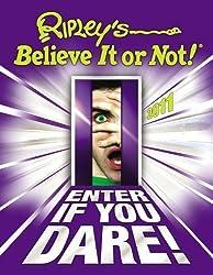 Ripley's Believe It or Not! 2011 (Ripley's Believe It or Not (Hardback)) of Ripley, Robert Leroy on 14 October 2010