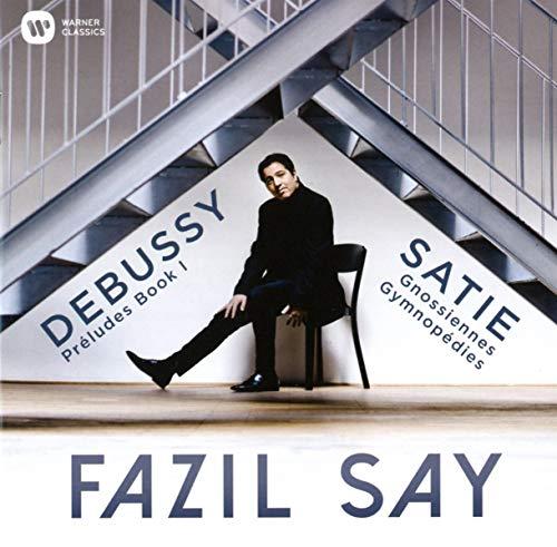 Debussy:Préludes 1/Satie:Gnossiennes, Gymnopédies