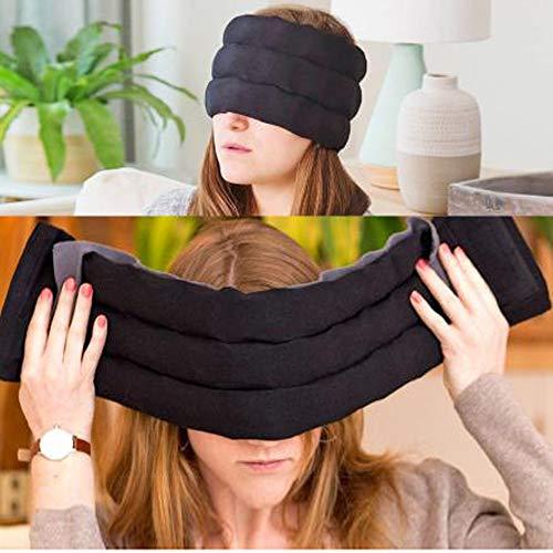 Hut Das tragbare Eisbeutel-Band für Spannungs-Migräne-Kopfschmerz-Eisbeutel Tragbarer Eisbeutel ()